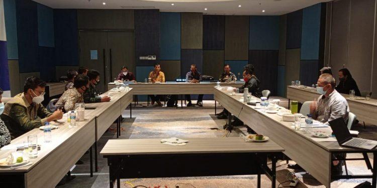 Rumuskan Target 2021, PT Rakata Realtindo Gelar Raker Penjabaran RKAP